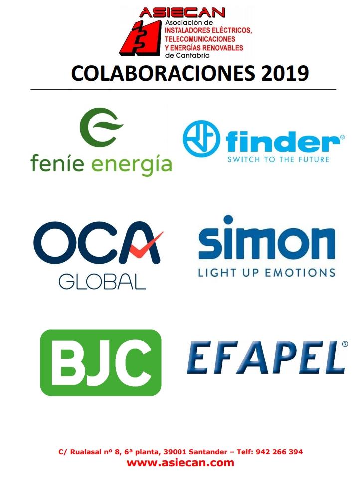 Colaboraciones Comida Hermandad 2019