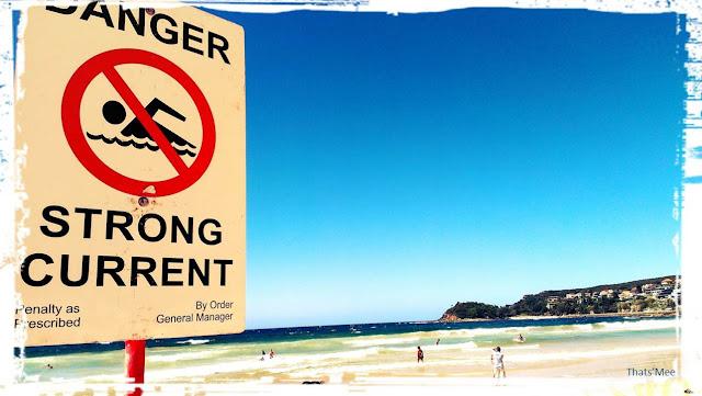 plage de Manly Beach Sydney Australie visiter tourisme