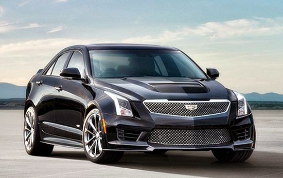 2016 cadillac ats v price design review car drive and feature. Black Bedroom Furniture Sets. Home Design Ideas