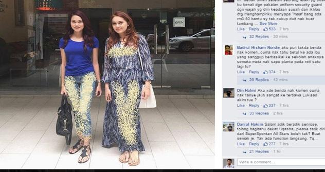 PANAS Adik Nelydia Senrose Dikecam Ramai Selepas Muat Naik Gambar Keterlaluan Di Media Sosial