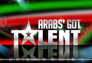 عرب غوت تالنت 2013