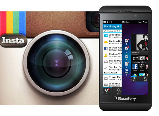 Instagram | CrackBerry.com