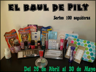 SORTEO DE EL BAUL DE PILY