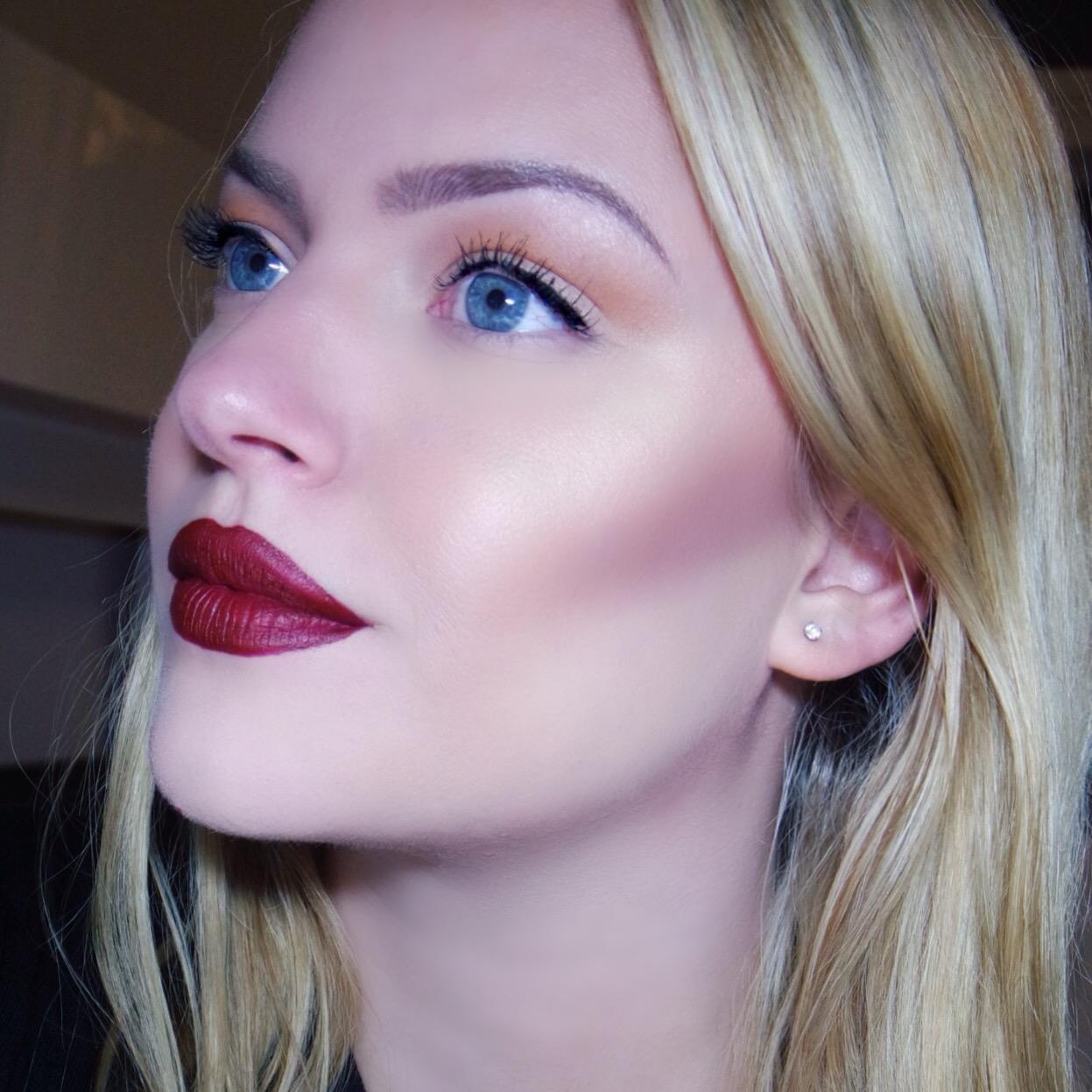 Makeup by Myrna - Beauty Blog: Ofra Cosmetics Long Lasting Liquid Lipstick in Havana Nights by ...
