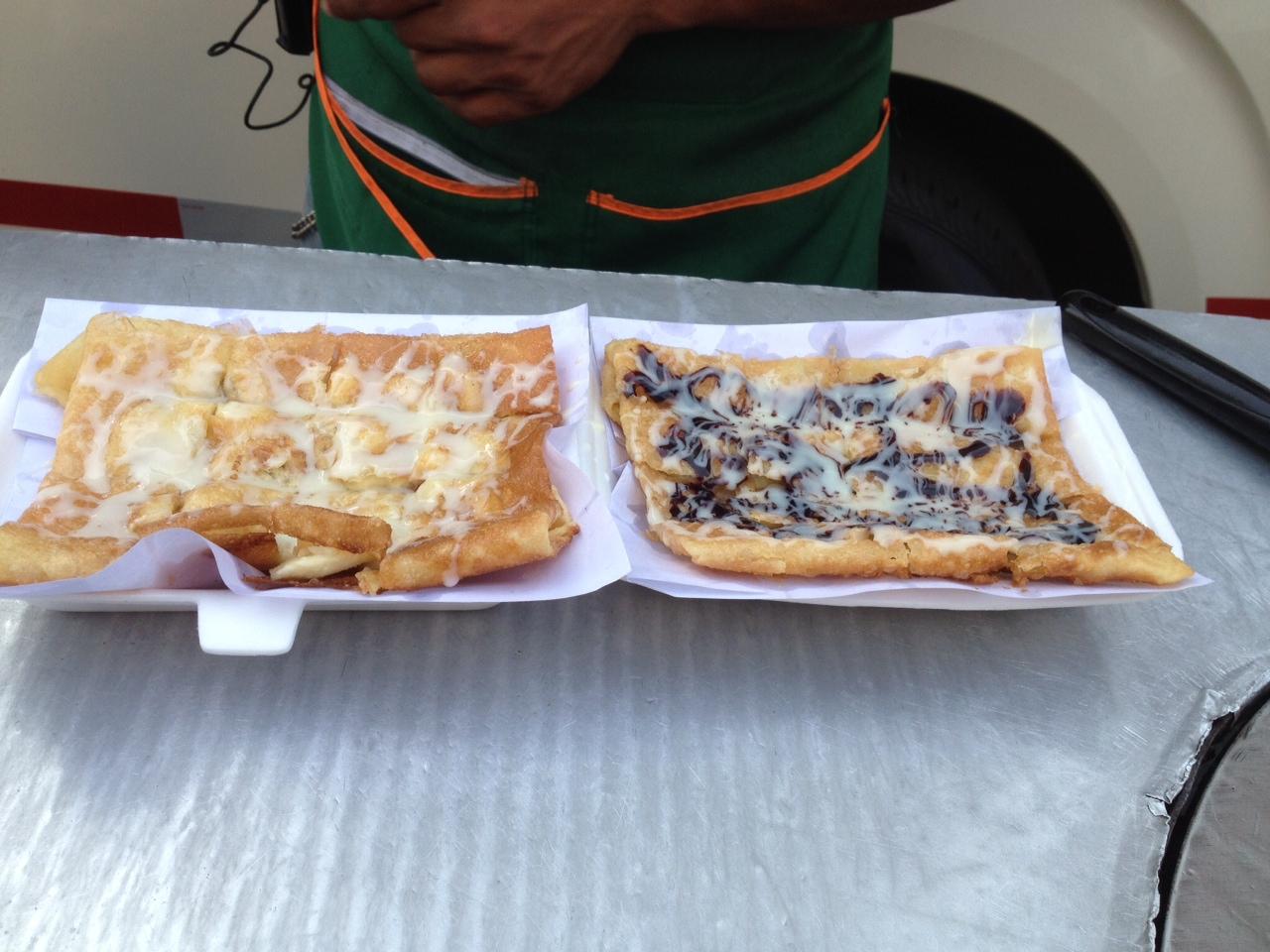 Pancake thai ou banana loti le blog de cuisine en bouche for Allez cuisine translation