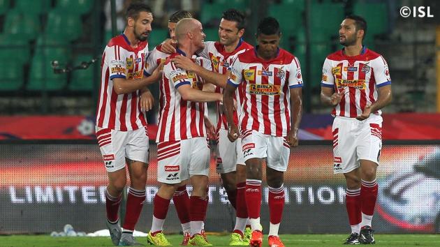 Chennaiyin FC 2-3 Atletico de Kolkata