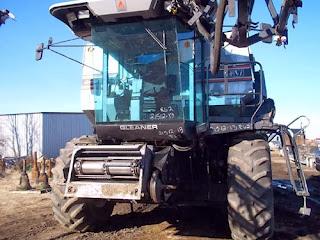 Gleaner R62 combine parts