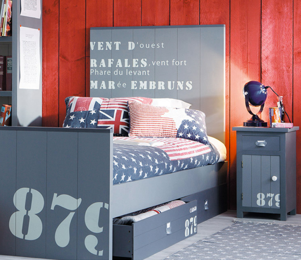 seaseight design blog focus on maisons du monde junior. Black Bedroom Furniture Sets. Home Design Ideas
