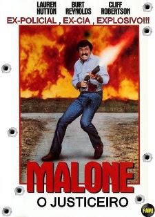 Malone - O Justiceiro Legendado 1987