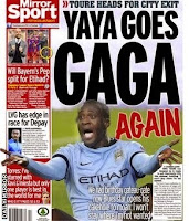 Yaya Toure says no amount of money will make him stay at a club