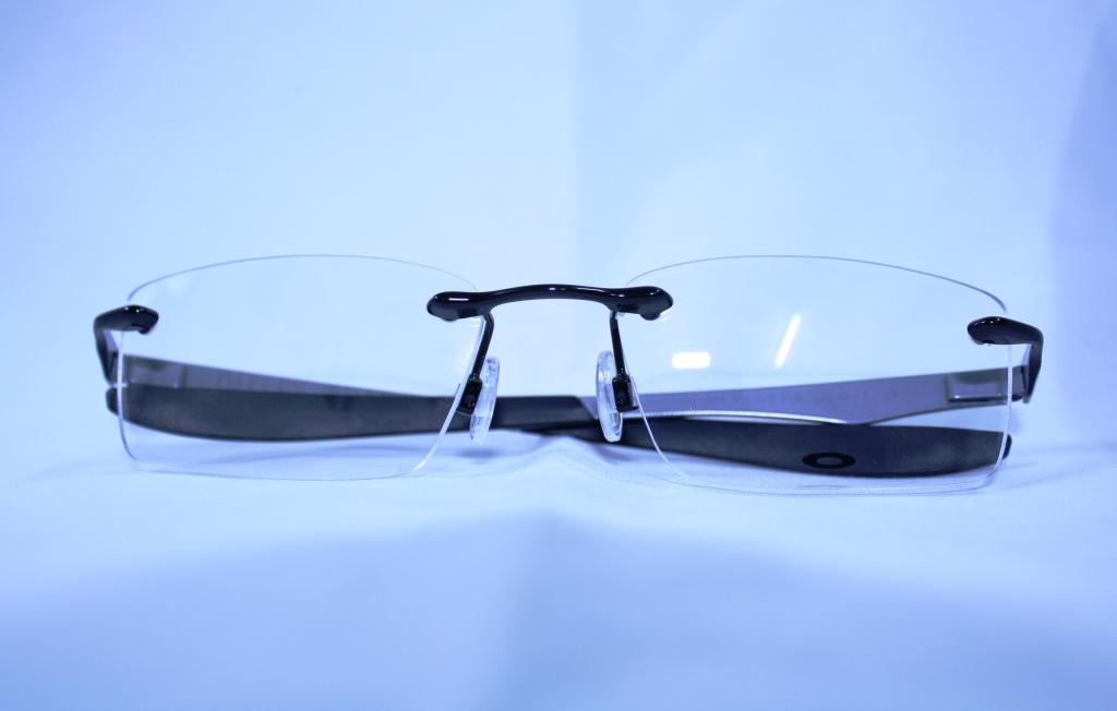 Oakley Eva De Rimless Glasses