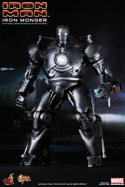 iron man  1 6th scale iron