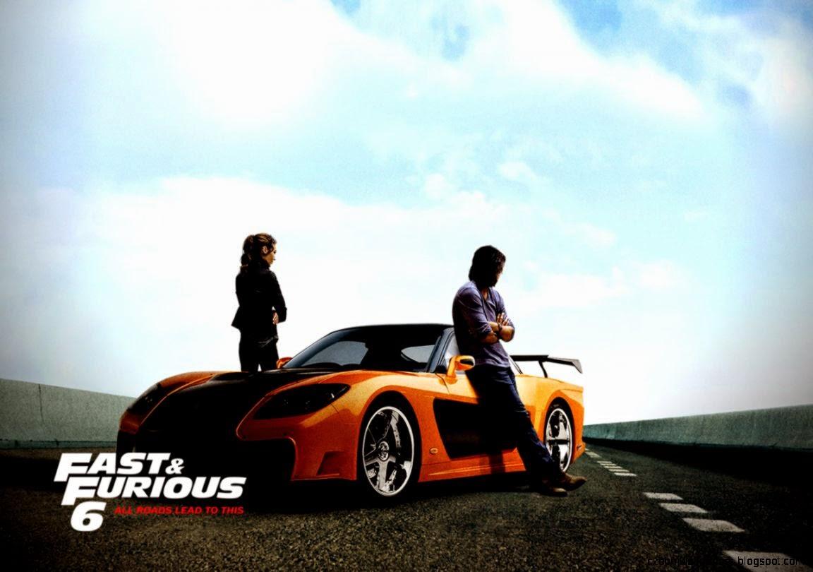 Fast and Furious 6 Paul Walker Wallpaper 11126 Free HD Wallpaper