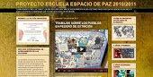 PROYECTO ESCUELA ESPACIO DE PAZ 10/11