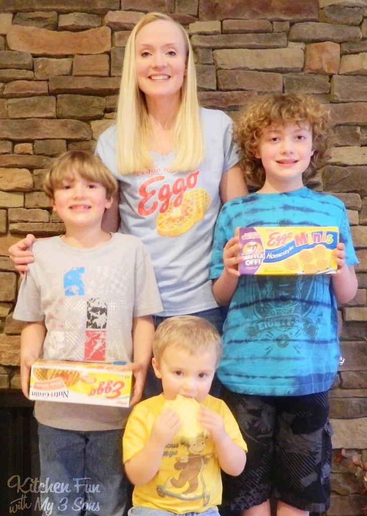 Chicken Waffle Kabob Kids School Party