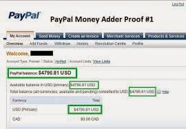 paypal money adder