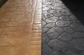 Como hacer pavimentos de hormigon impreso aprender hacer bricolaje casero - Como hacer un suelo de hormigon ...