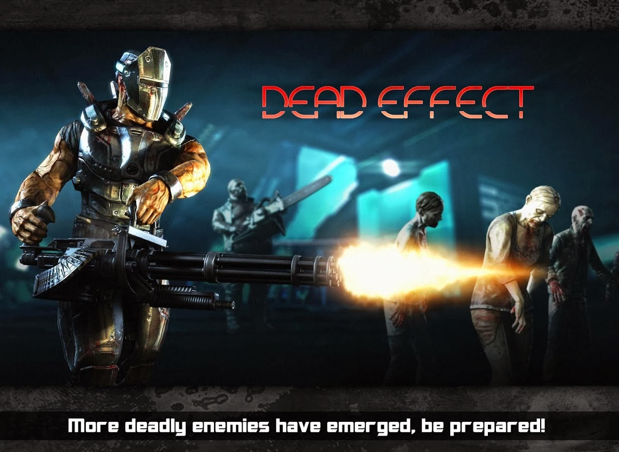 Dead Effect Android Game Download,SCI-FI FPS game