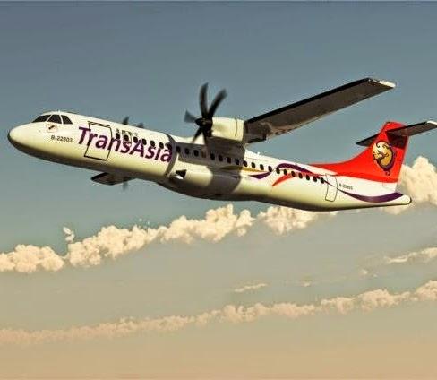 Pesawat TransAsia Terhempas 9 Maut
