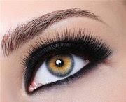 maquillaje de ojo natural