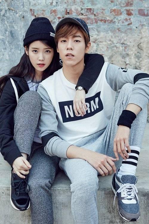 Iu Y Lee Hyun Woo Lucen Como Una Verdadera Pareja Para