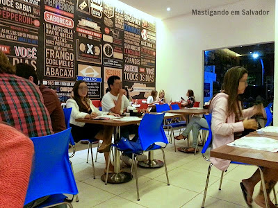 Domino's Pizza: Ambiente