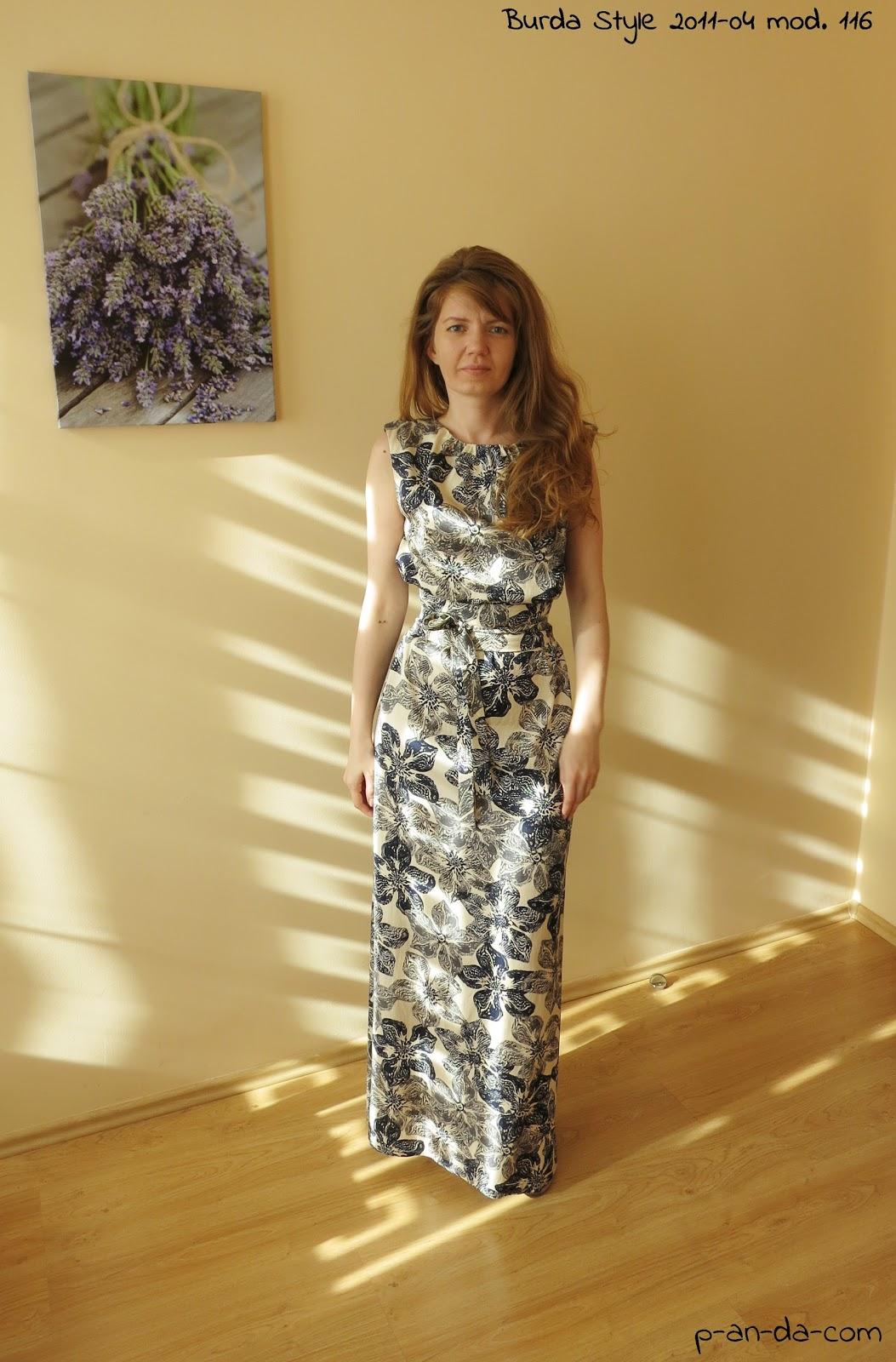 Самое большое платье было сшито для 316