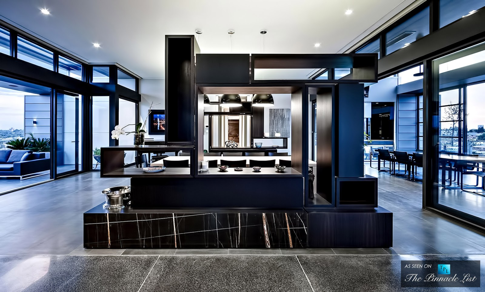 Cubo penthouse 59 coppin street melbourne victoria - The interiorlist ...
