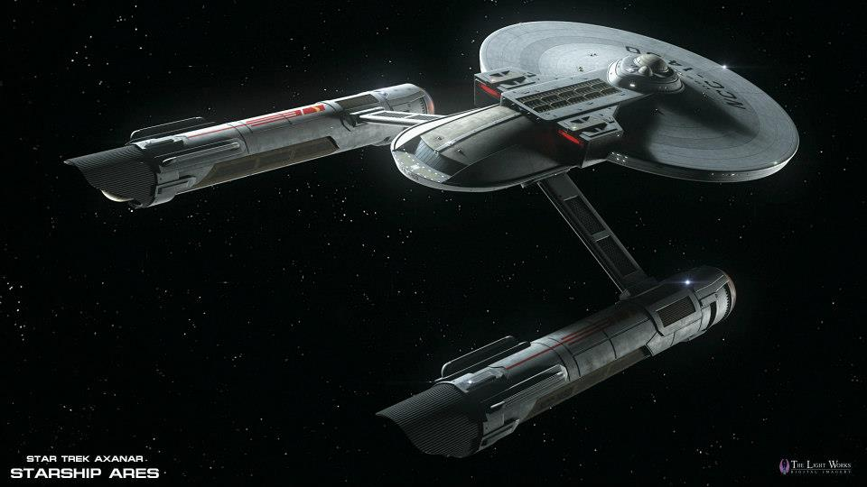 Axanar on Star Trek Federation Klingon Romulan Fleet