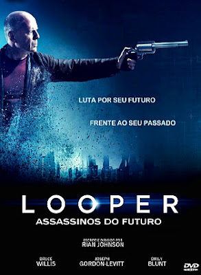 Filme Poster Looper – Assassinos do Futuro HDRip XviD Dual Audio & RMVB Dublado