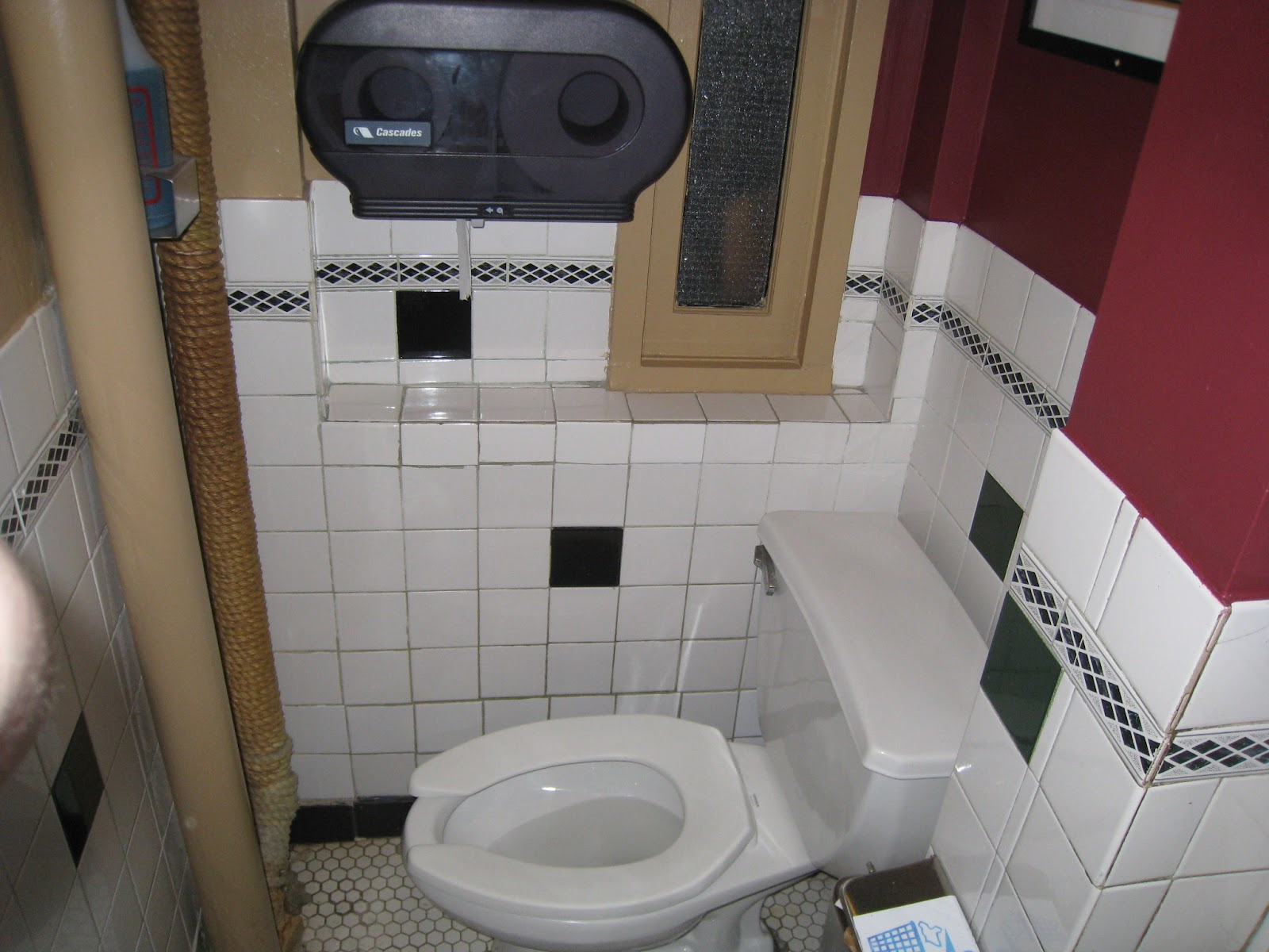 Ac e xpression bathroom design fail for Bathroom design fails