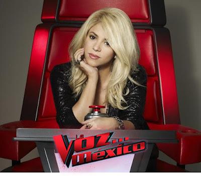 Shakira Podria Ser Coach de La Voz México
