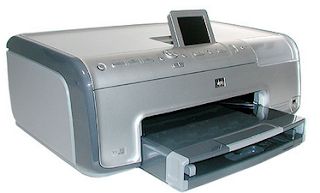 HP Photosmart 8250 Printer Driver Download