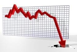 Se il PIL scende vuol dire che sto spendendo meno soldi, cioè che ho bisogno di lavorare meno