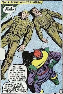 Avengers #56, Baron Zemo