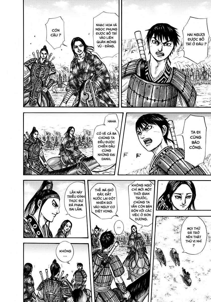 Kingdom - Vương Giả Thiên Hạ Chapter 270 page 11 - IZTruyenTranh.com