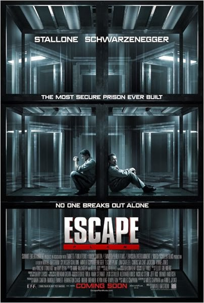 Plan de Escape Imposible (Escape Plan) gratis completa