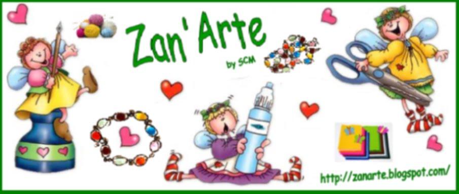 Zan'Arte - Bijuteria, Decoupage e outras artes