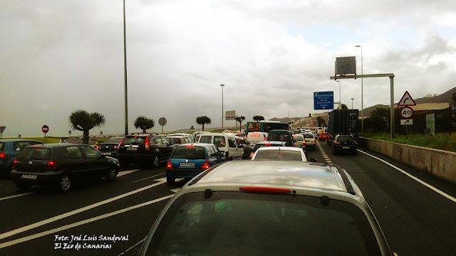 las lluvias provocan incidentes en Gran Canaria y Lanzarote sábado 24 octubre