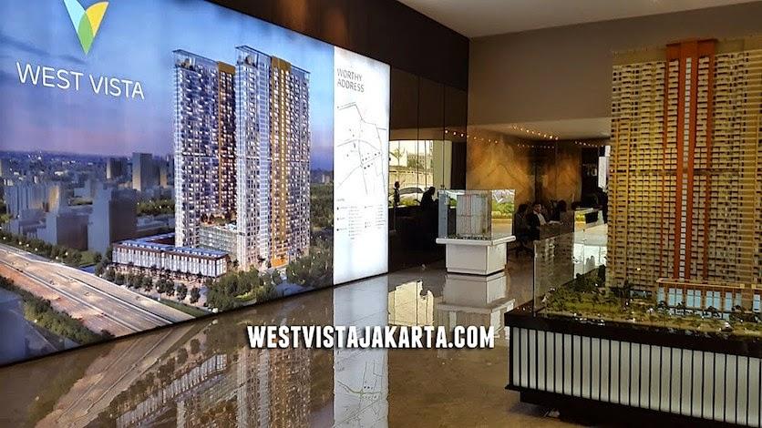 Maket West Vista Jakarta Barat