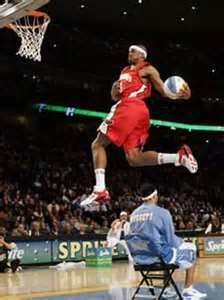 How To Practice Jumping Higher : Jason Richardson Dunk Or The Best Way To Increase Vertical Jump