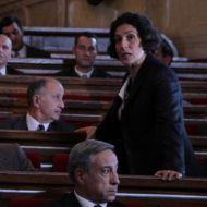 Clara Campoamor en las cortes - Serie TVE