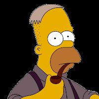 Hubert Simpson - Los Simpson