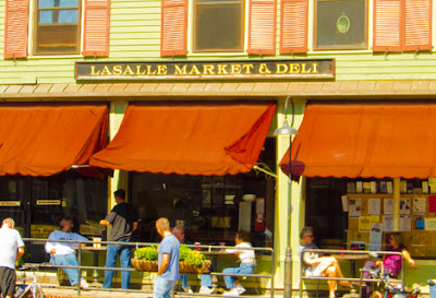 LaSalle Market, Collinsville Connecticut, Farmington River Trail