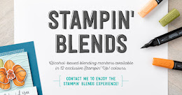 Stampin' Blends - Alcohol Markers