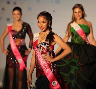 Miss Tourism International, Tourism International 2011