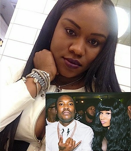 Tunde Oloyede: [PHOTOS] Meek Mill & Baby Mama Fights On ...