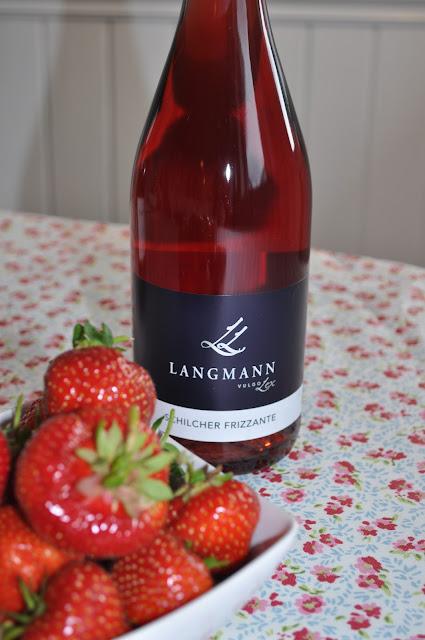 Langmann Schilcher Frizzante rosèvin – som perler på tungen