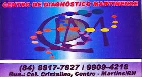 CDM - CENTRO DE DIAGNOSTICO MARTINENSE
