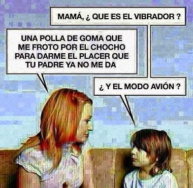 Mama que es vibrador
